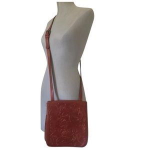 Patricia Nash Italian Leather Granada crossbody